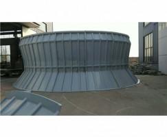 山东玻璃钢风筒2