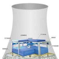 山东大型双曲线冷却塔