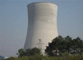 贵州双曲线型冷却塔
